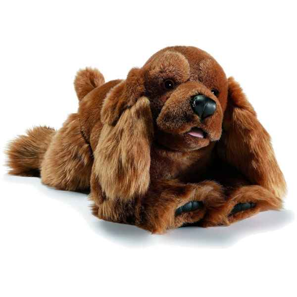Anima - Peluche cocker 27 cm -7038