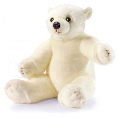 Peluche Ourson Flocon - Animaux 1811