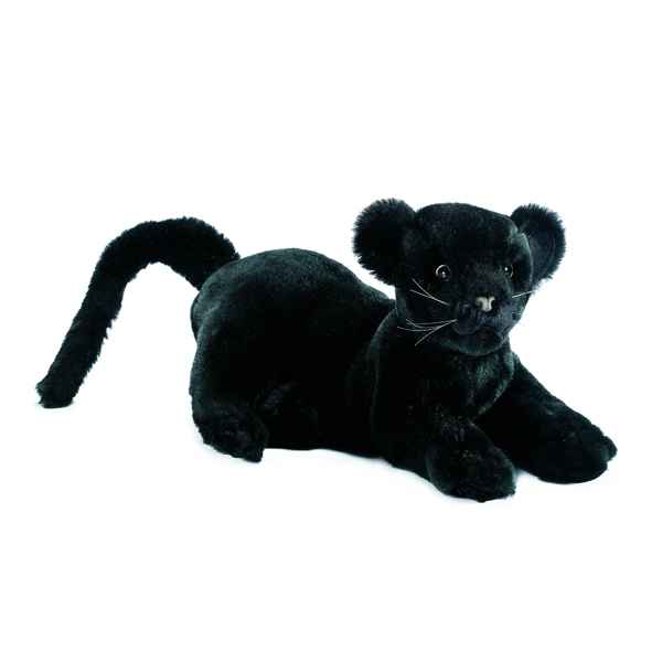 Anima - Peluche panthere noire junior 35 cm -4756