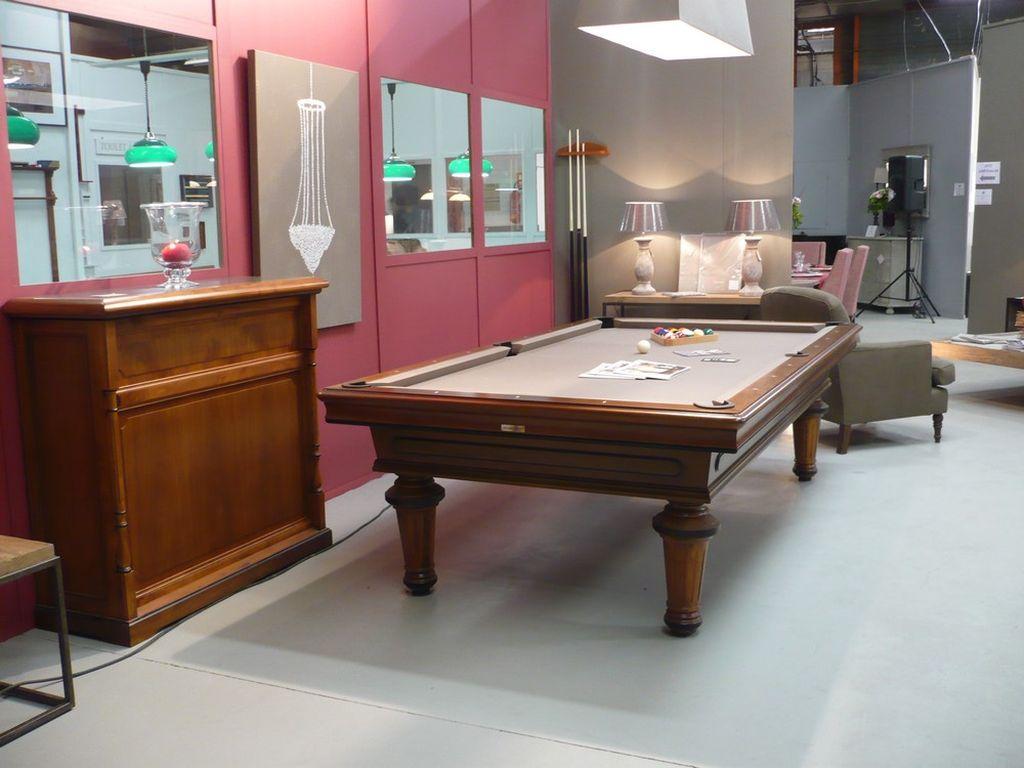 Billard toulet empereur luxe dans billard toulet sur id e - Jeu de decoration de maison de luxe ...