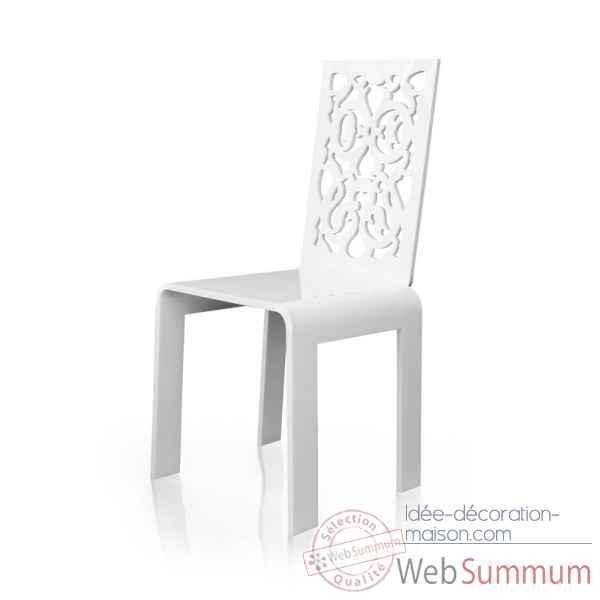 chaise tour eiffel acrila cte dans chaises contemporaine de mobilier design acrila sur id e. Black Bedroom Furniture Sets. Home Design Ideas