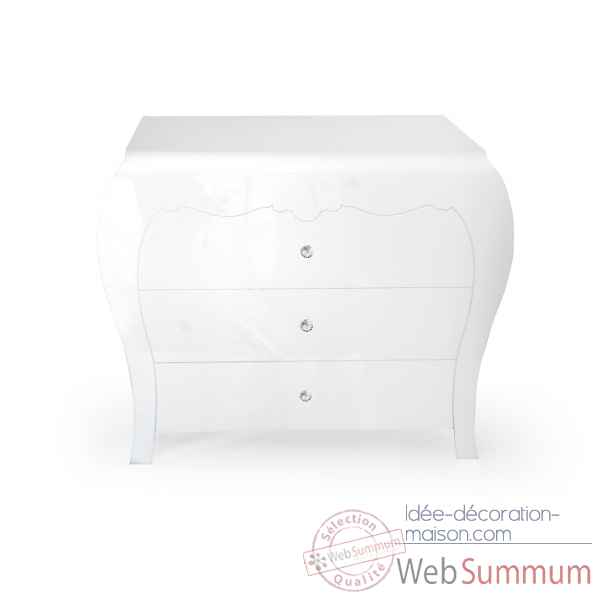 Commode basse coup d\'eclat Acrila -Acrila3