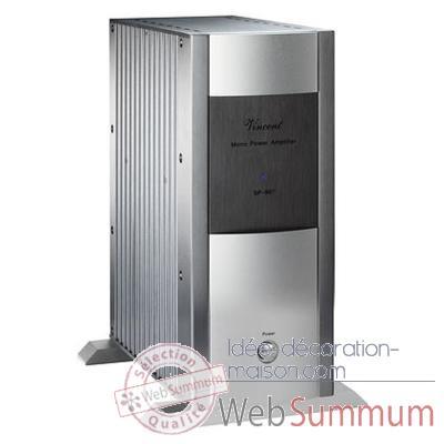 amplificateur de puissance sp 997 ampli mono noir. Black Bedroom Furniture Sets. Home Design Ideas