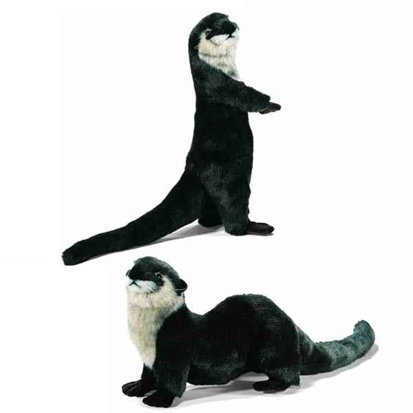 Loutre 4 pattes 24cml Anima -5679