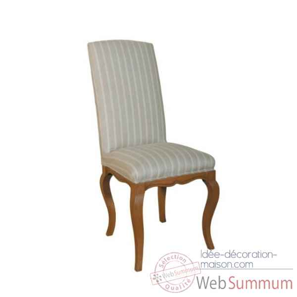 Chaise capitonnee Antic Line -CD333