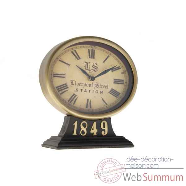 "Horloge ""1849\"" Antic Line -SEB12143"