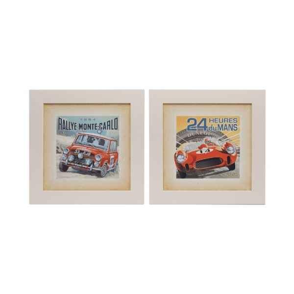 Maquette d co automobile dans objets d coration marine sur for Decoration maison voiture