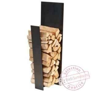 Range bois wipster artepuro dans artepuro sur id e d coration maison - Range bois interieur maison ...