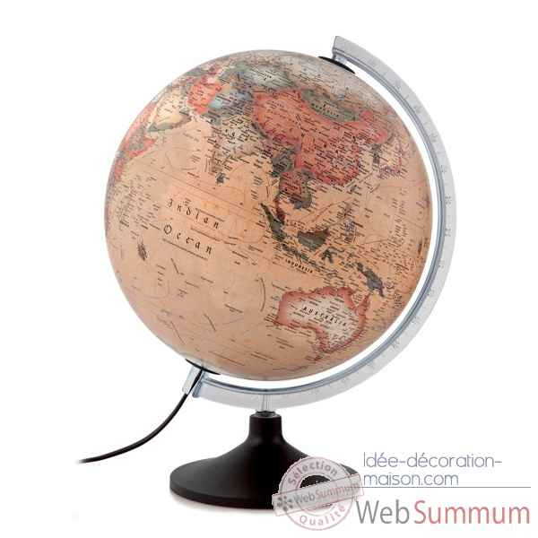 Globe lumineux diam.30cm Atmosphere -SOLID A