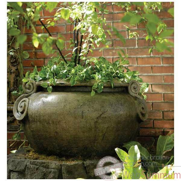 Vases-Modele Vigan Planter, surface gres-bs3049sa