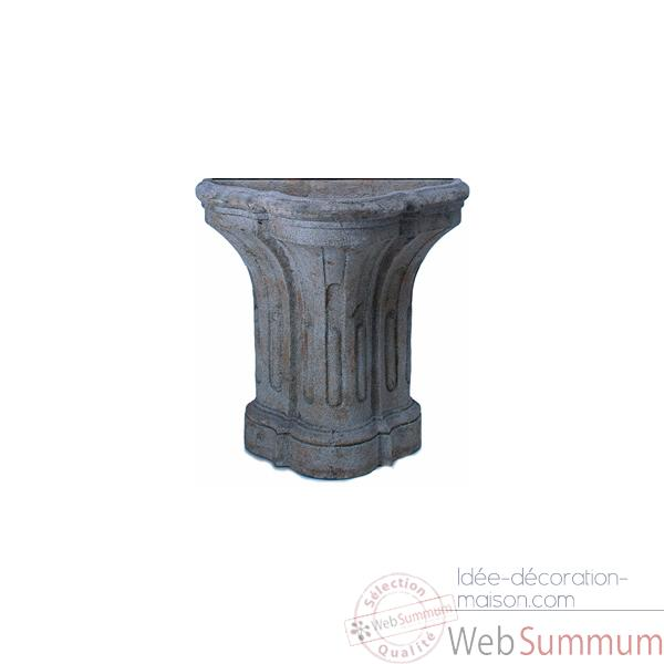 Fontaine-Modele Porto Fountain, surface granite-bs3195gry