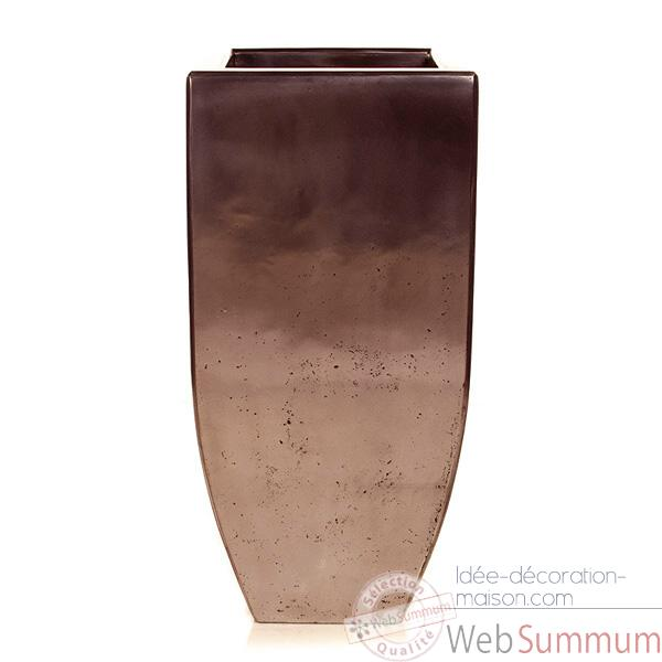 Vases-Modele Kobe Planter, surface gres-bs3326sa