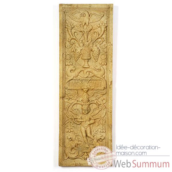 Decoration murale Angel Wall Decor, rouille -bs3089rst