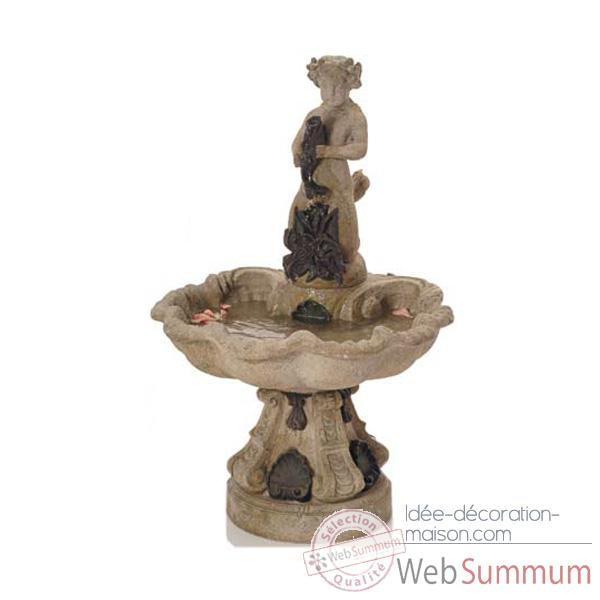 Fontaine Alsace Fountain, gres combines fer -bs3103sa -iro