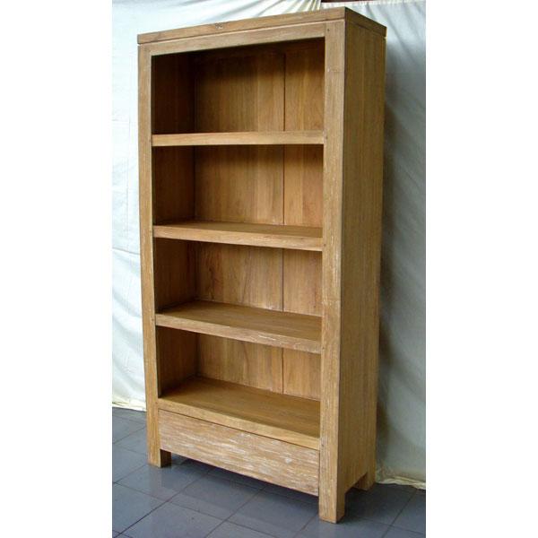Meuble etagere bois   biblio gaby