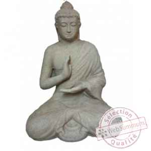 Bouddha assis Web Summum -BUD035