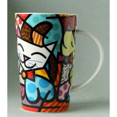 Mug chat britto romero -b334439