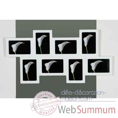 "Cadre photo ""multiple"" Casablanca Design -51476"