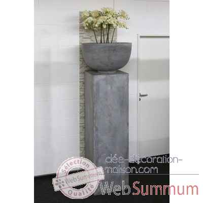"Colonne ""flores"" Casablanca Design -79167"