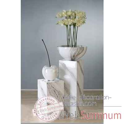 "Colonne ""marble"" Casablanca Design -79200"