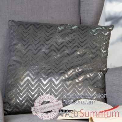 "Coussin ""gloss\"" Casablanca Design -28630"