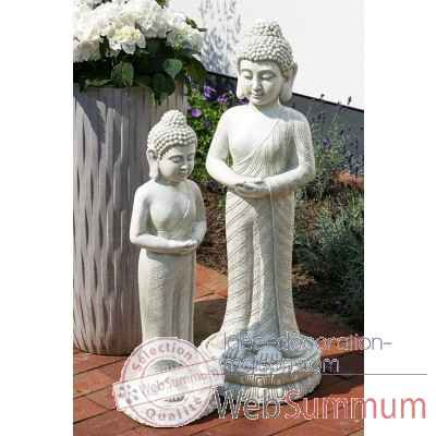 "Figure ""buddha"" Casablanca Design -79082"