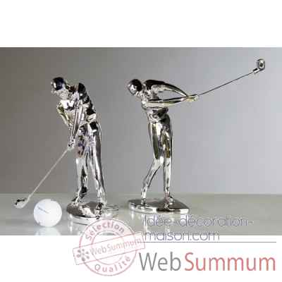 "Figure ""golfeur"" Casablanca Design -59572"