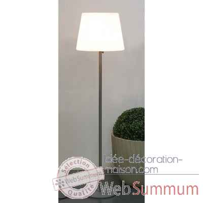 "Lampadaire ""outdoor"" Casablanca Design -39255"