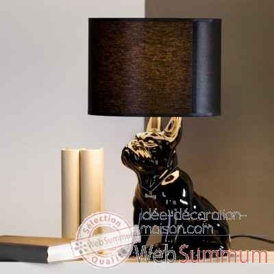 "Lampe ""doggy"" Casablanca Design -96849"