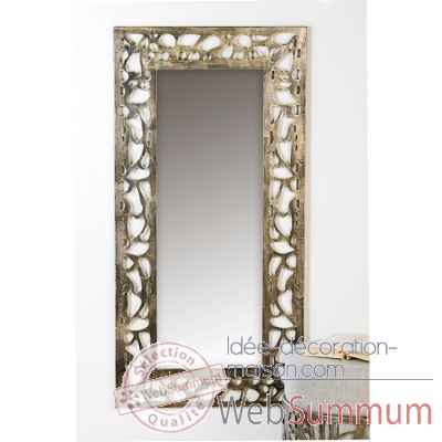 "Miroir ""ellis"" Casablanca Design -74234"