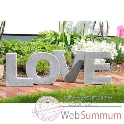 "Mot ""love"" Casablanca Design -36114"