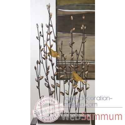 "Objet decoratif ""albero"" Casablanca Design -54953"