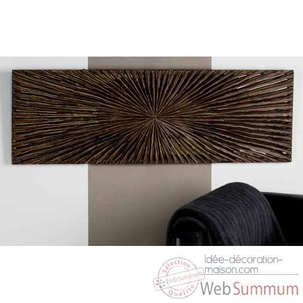 sculpture imagine bois verre casablanca design 51956. Black Bedroom Furniture Sets. Home Design Ideas