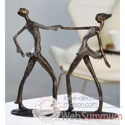 "Sculpture ""jive"" Casablanca Design -59900"