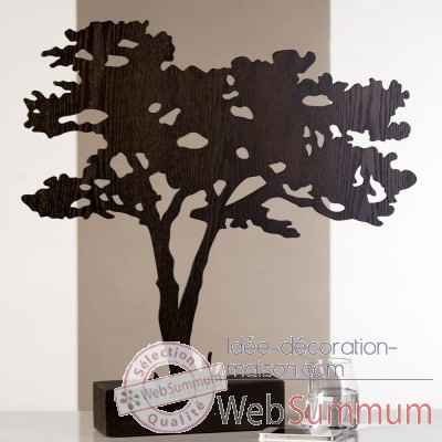 "Sculpture ""savannah"" Casablanca Design -71135"
