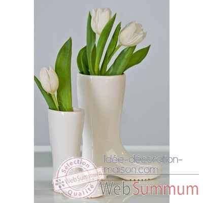 "Vase ""botte"" Casablanca Design -26622"
