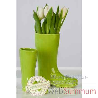 "Vase ""botte"" Casablanca Design -26626"