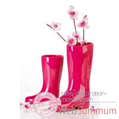 "Vase ""botte"" Casablanca Design -26779"