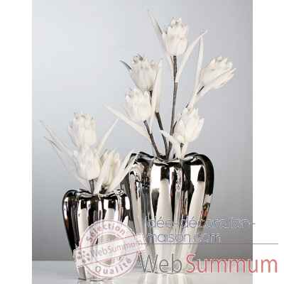 "Vase ""calida"" Casablanca Design -26926"