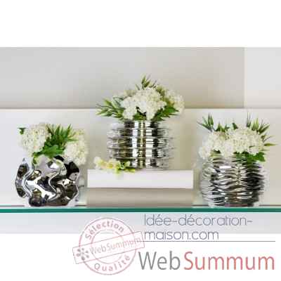"Vase ""floris"" Casablanca Design -96971"