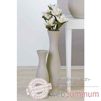 "Vase ""grain"" Casablanca Design -26750"
