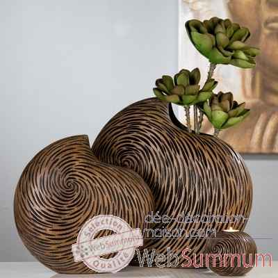 "Vase ""rumba"" Casablanca Design -79211"