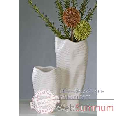 "Vase ""steps"" Casablanca Design -26564"