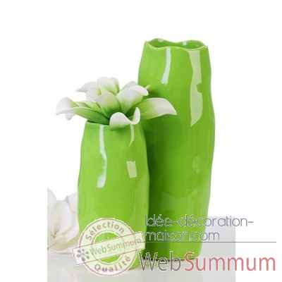 "Vase ""vague"" Casablanca Design -26726"