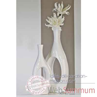 "Vase ""vista"" Casablanca Design -26222"