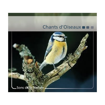 CD Chants d\'Oiseaux Vox Terrae-17104170