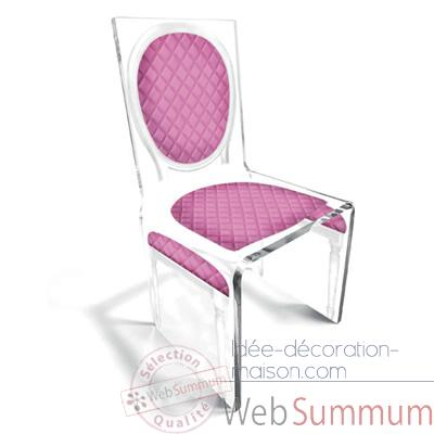Chaise design noire slidezoe080 meuble terrasse design - Chaise pliante rose ...