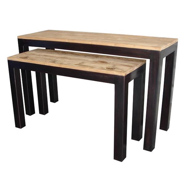 console en bois fabriqu en indon sie meuble d 39 indon sie. Black Bedroom Furniture Sets. Home Design Ideas