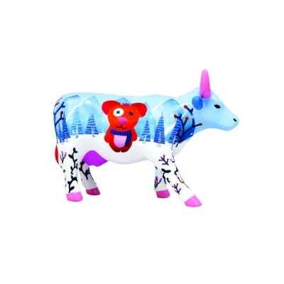 Figurine vache medium bariloche CowParade -MC47469