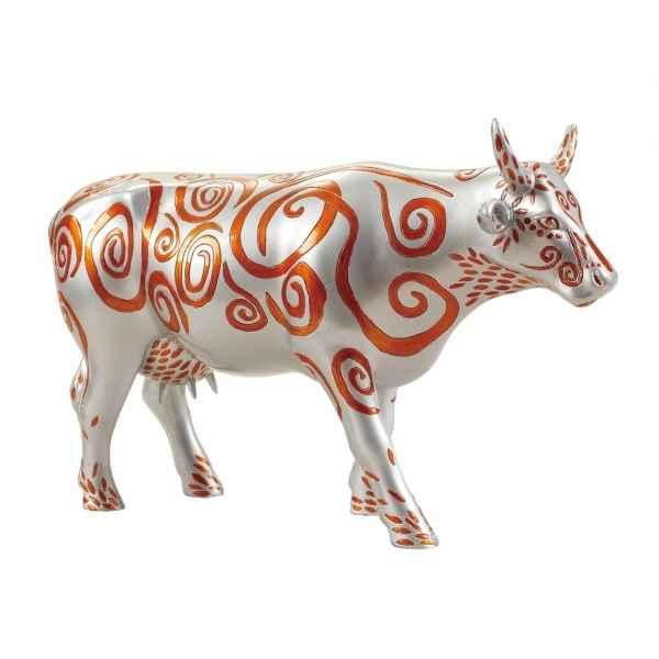 Grande vache cowparade metallicow gm46716 dans Décoration